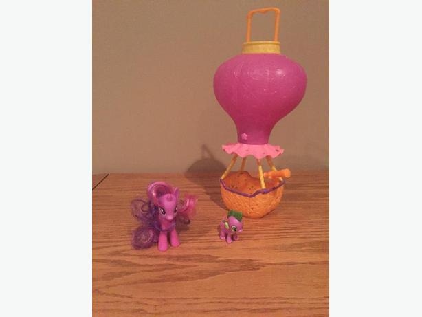 My little pony hot air balloon