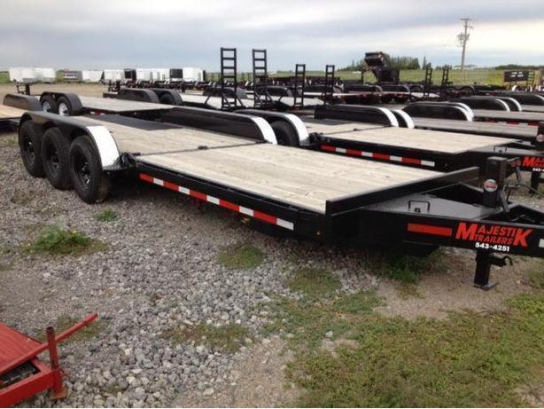 2016 Majestik L370 - 24ft Tilt Trailer - 151944