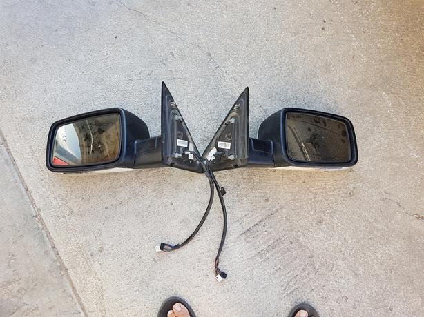 2010 dodge side view mirrors