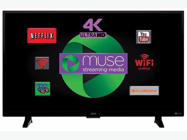 50 inch 4k UHD Smart TV