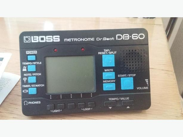 Metronome.  the best Boss DB60