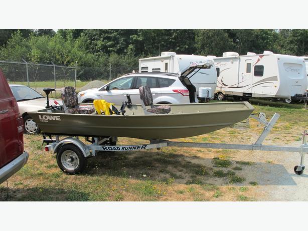 2017 12 ft. Lowe Jon Boat