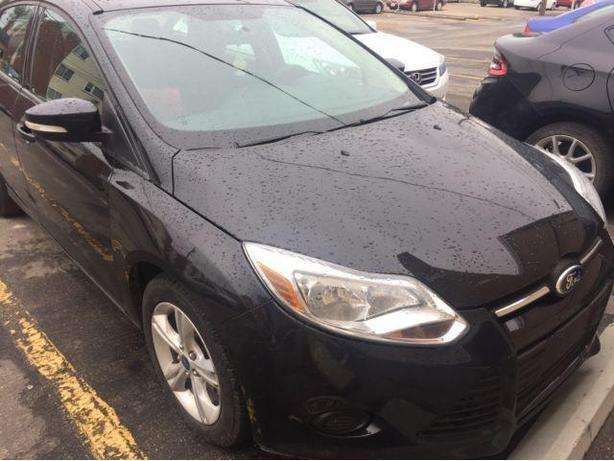 2013 Ford Focus with flex fuel and bluetooth