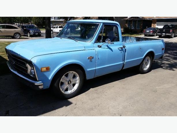 68 Chevy c10 truck