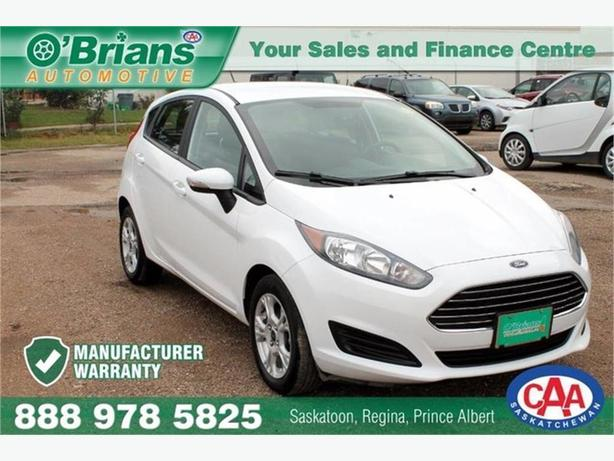 2016 Ford Fiesta SE w/Mfg Warranty