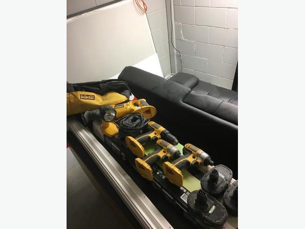 Dewalt 18v Cordless tool set
