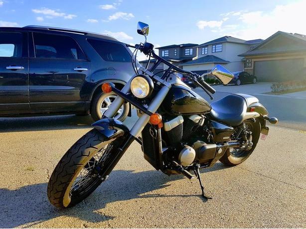 2010 Honda Shadow Phantom