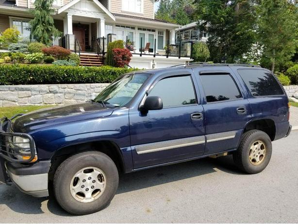 2006 Chevrolet Tahoe 4x4 Great shape