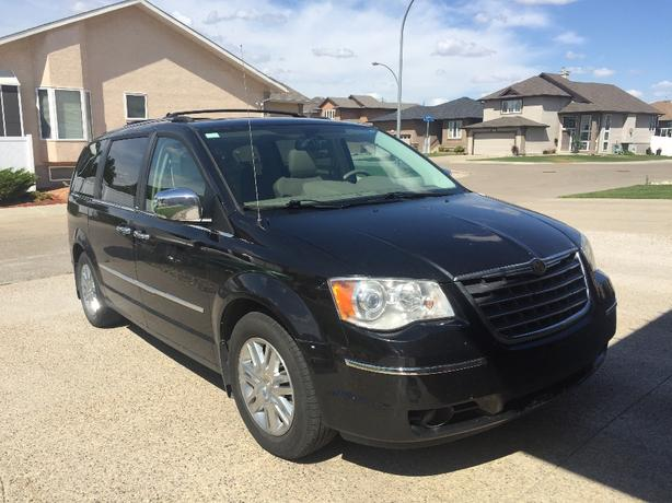 2010 Chrysler Town&Country Limited
