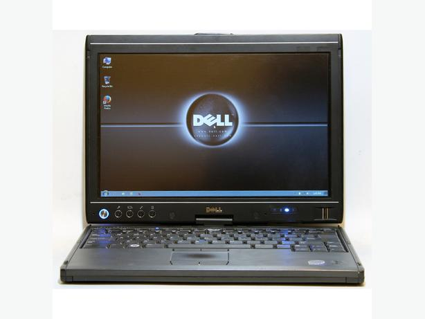 "Dell Latitude XT Laptop Tablet Core2 Duo WiFi 3GB RAM 80GB 12.1"" touchscreen"