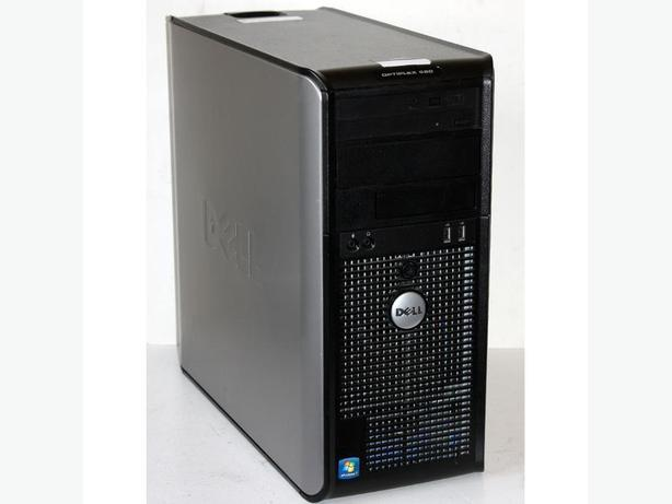 Dell OptiPlex 580 Desktop PC AMD IIx2 2.80GHz 4GB RAM 160GB DVDRW Windows 7