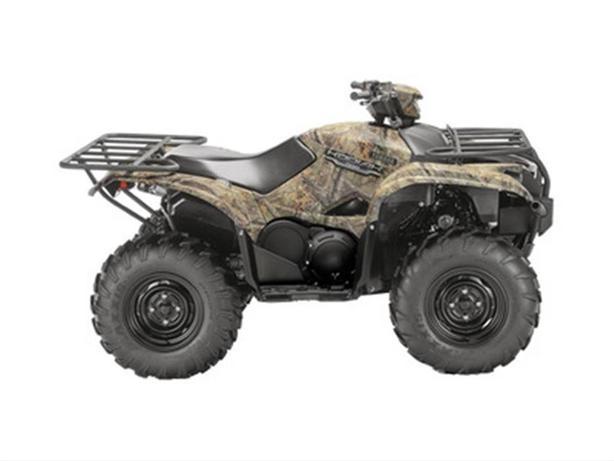 2017 Yamaha Kodiak 700 EPS Realtree® Xtra™ Camouflage