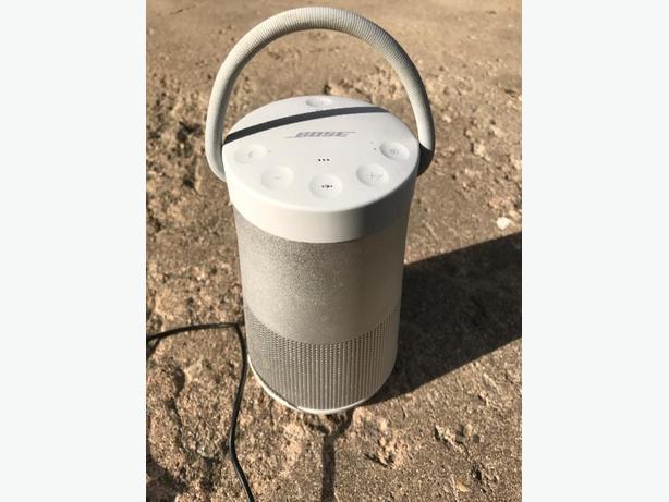 Bose revolve portable bluetooth speaker