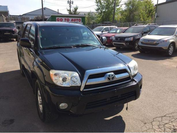 2008 Toyota 4Runner SR5 V6 SUV 4x4 - Low Kms!!