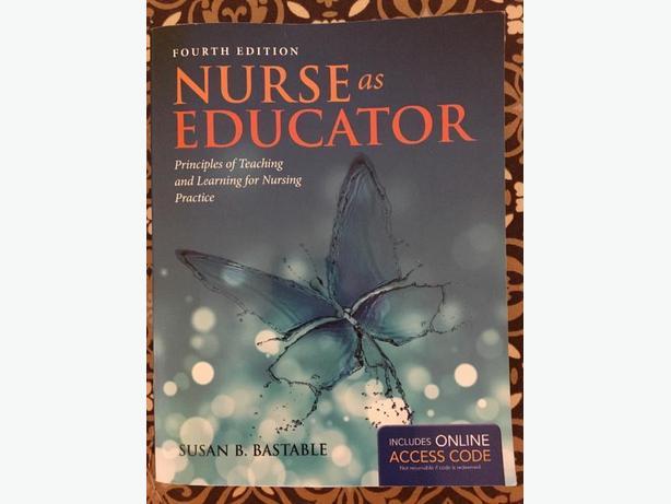 Nurse as Educator by Susan B. Bastable
