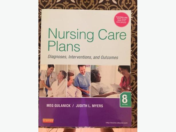 Nursing care plans: 8th edition by