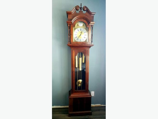 Real Grandfather clock