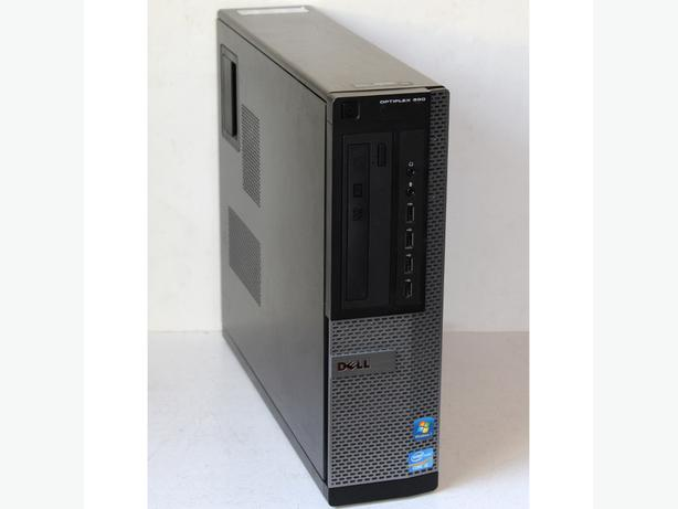 Dell Optiplex 990 SFF Desktop PC i3-2120 3.3GHz 4GB RAM 160GB DVDRW Windows 7