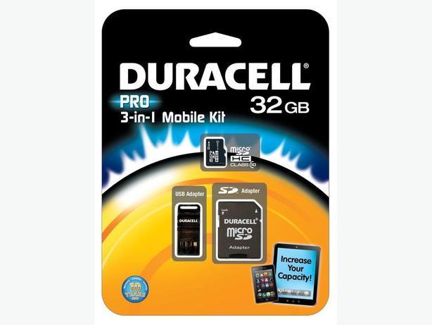 32 GB MicroSD