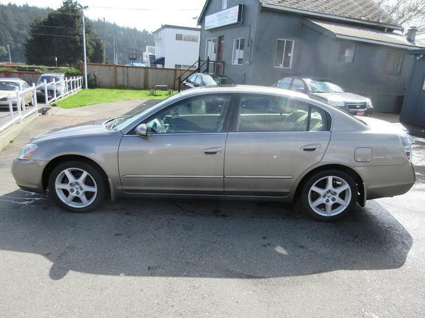 REDUCED! 2002 Nissan Altima SE -BC ONLY!-FULLY LOADED!