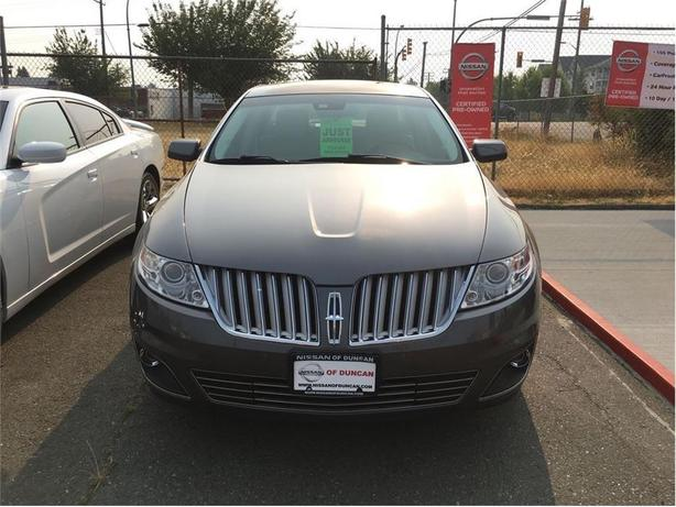 2011 Lincoln MKS EcoBoost