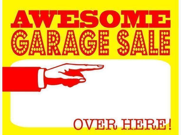 Mega Garage Sale... Everything must go!!!!