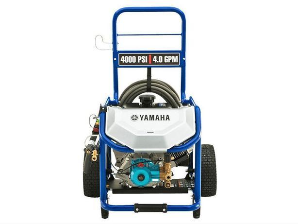 2015 Yamaha Power PW4040 PRESSURE WASHER