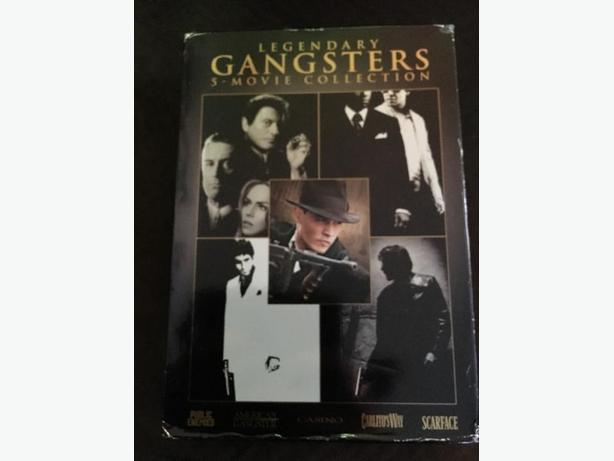 legendery gangsters dvd collection