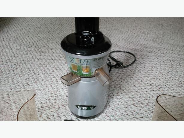 Omega VRT350 Juicer