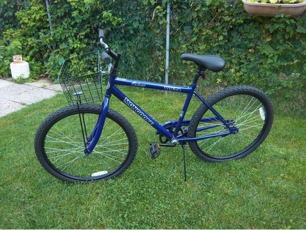 """""""Volta"""" by Mongoose bicycle Cadbury Edition"""