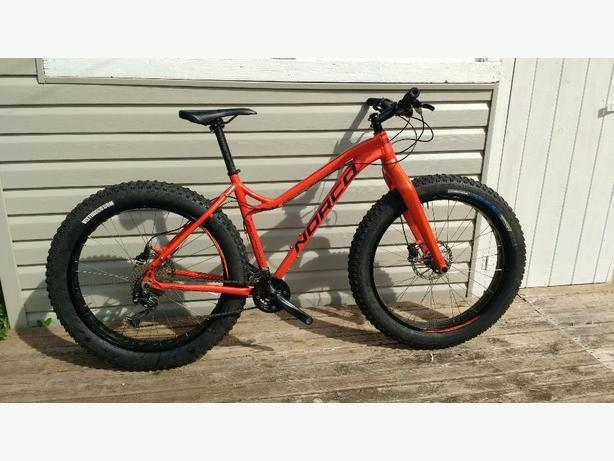 Fatbike for sale. Norco Bigfoot 6.1 large