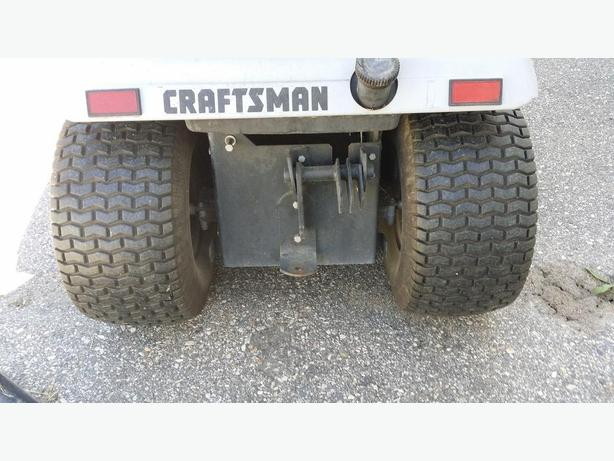 Craftsman Plough and blade accessories
