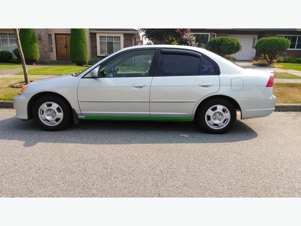 2004 Honda Civic SE Hybrid