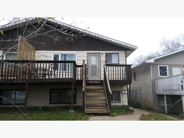 2 Bedroom - Lower Suite in 4plex - 460 Edward St.