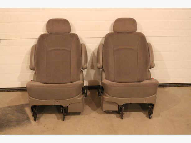 FREE: Van Seats