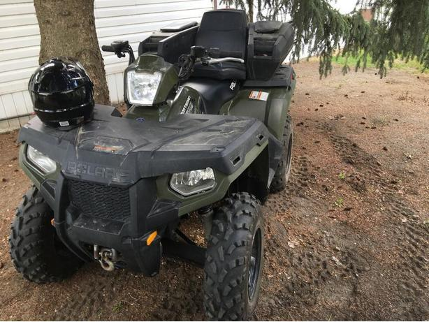 2012 Polaris Sportsman 500 cc