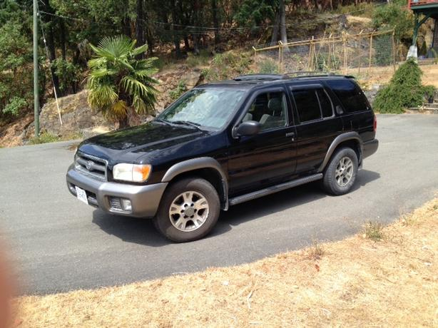 2001 Nissan Pathfinder 3.5ltr V6 (a.k.a. The Growler) 4WD / SUV