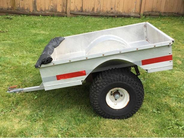 Custom-Built ATV Trailer - REDUCED!!
