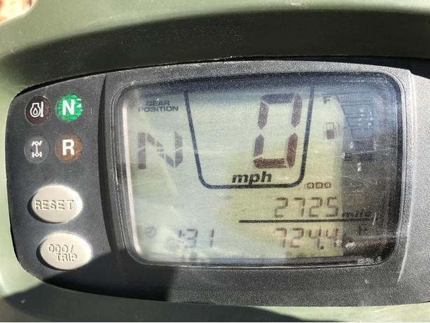 2011 Honda Foreman 500 FM