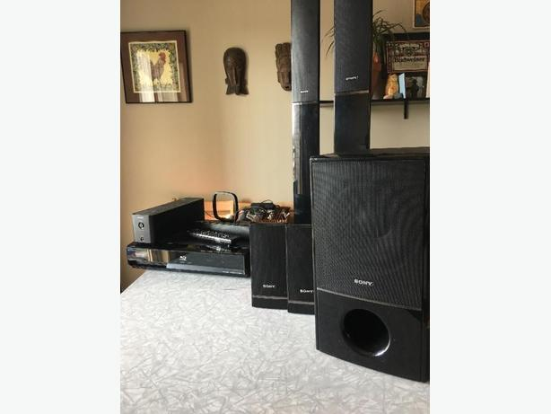 Sony Blue Ray/surround system