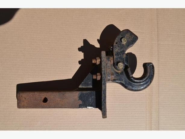 Pintle Hook (Hitch) on 2
