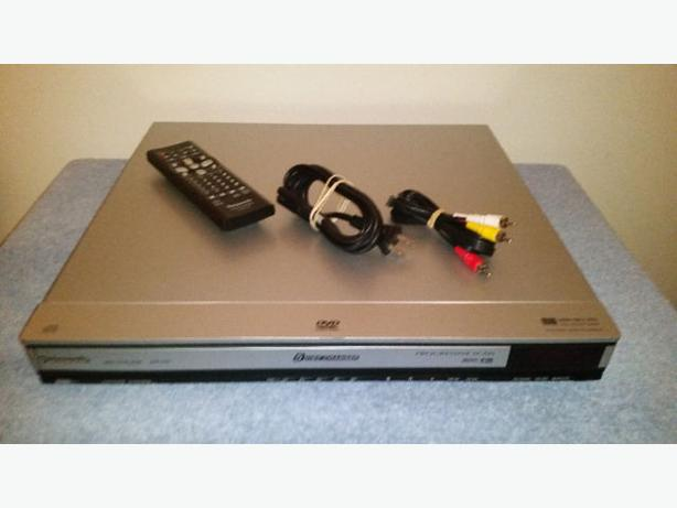 Panasonic 5 Disc DVD Player with Remote