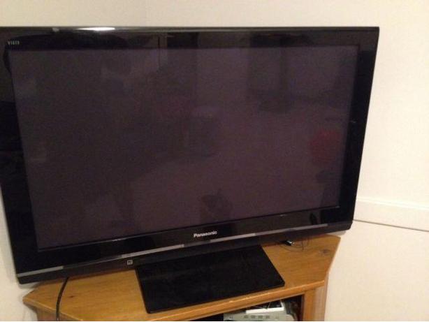 """46"""" Panasonic Viera Plasma HDTV"""