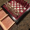 chess set from mexico