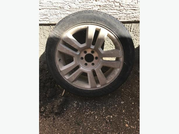"""22"""" Ford Limited Rims"""