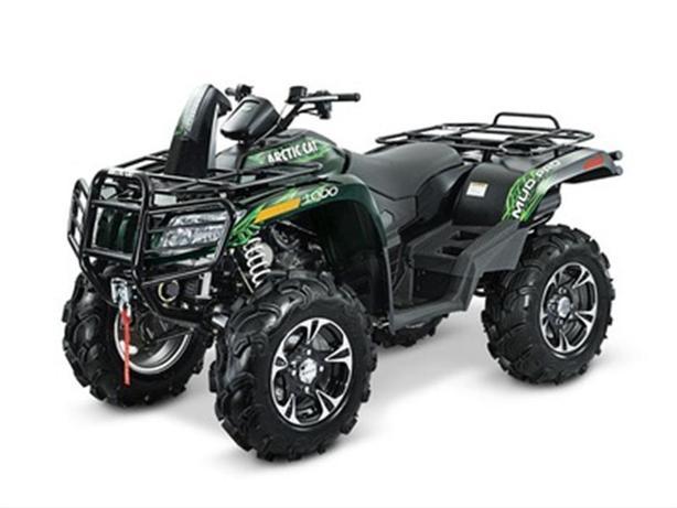 2013 Arctic Cat® Mud Pro™ 1000 Limited