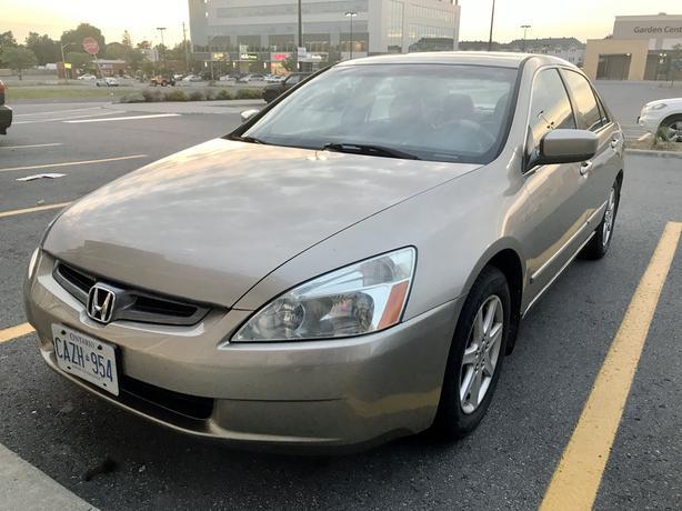 Fully Loaded 2004 Honda Accord EX-L V6