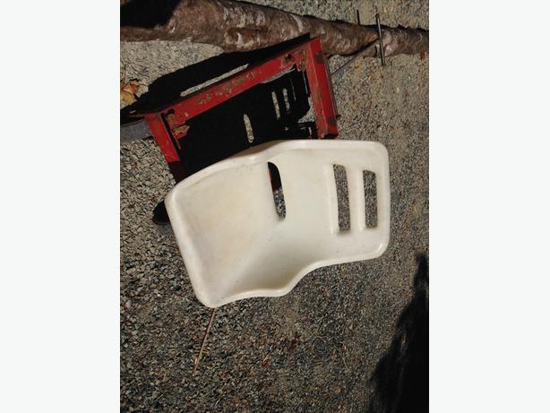 Boat seat - Plastic