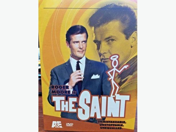 The Saint - Roger Moore set (DVD)