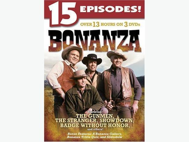 Bonanza box set (DVD)